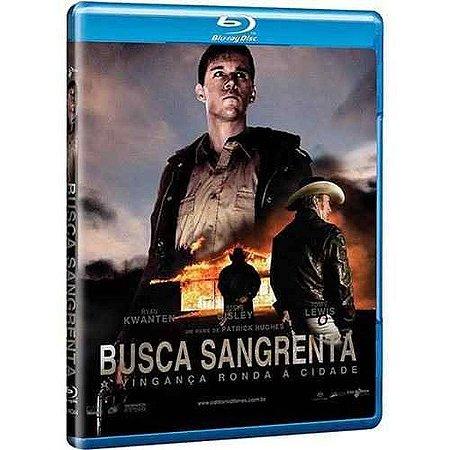 Blu Ray  Busca Sangrenta  Ryan Kwanten