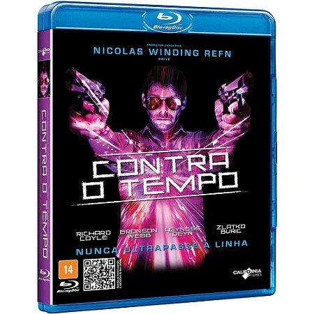 Blu Ray  Contra O Tempo  Richard Coyle