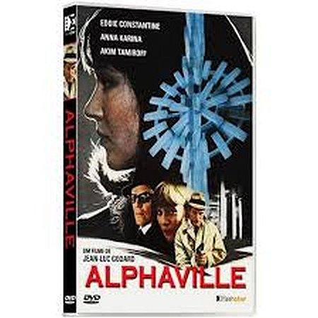 DVD  Alphaville  JeanLuc Godard