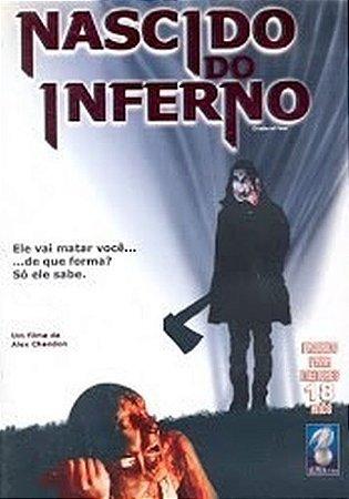 Dvd Nascido Do Inferno  Alex Chandon