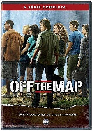 DVD - Off The Map - A Série Completa - (3 Discos)