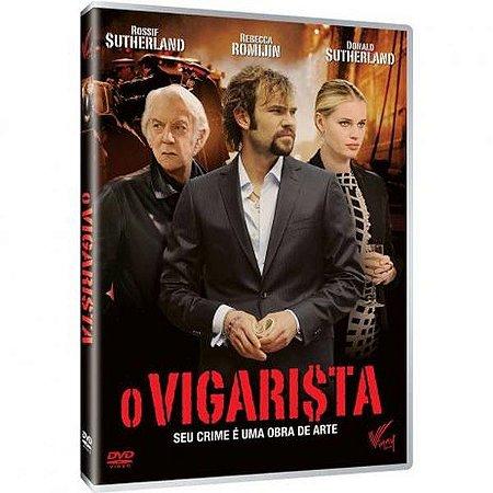 Dvd  O Vigarista: Seu Crime É Uma Obra De Arte  Donald Sutherland
