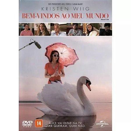 Bem Vindos Ao Meu Mundo  Kristen Wiig  DVD