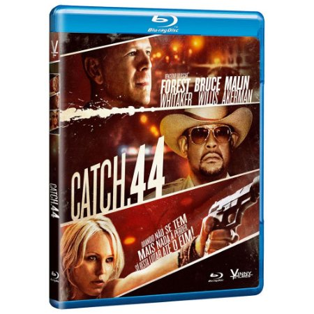 Blu ray  Catch 44  Bruce Willis