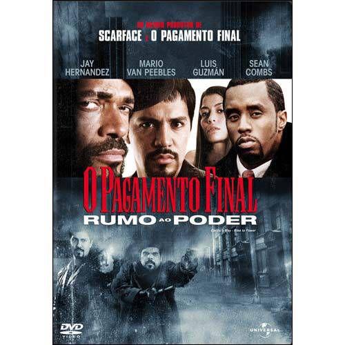 DVD O PAGAMENTO FINAL:RUMO AO PODER