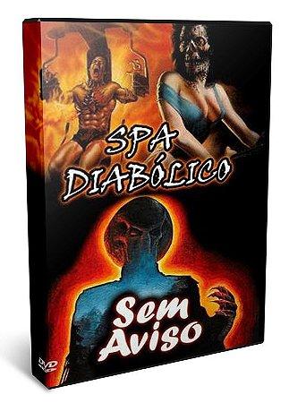 DVD SPA DIABOLICO / SEM AVISO