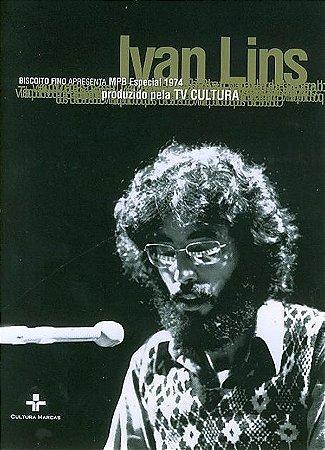 DVD Ivan Lins - Programa Ensaio (1974)