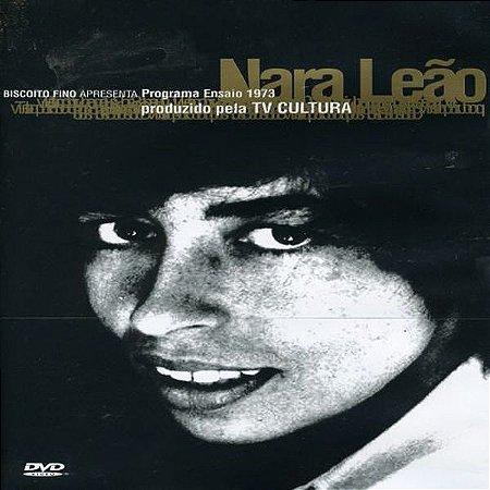 DVD Nara Leão - Ensaio 1973