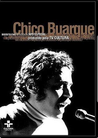 DVD Chico Buarque - Mpb Especial