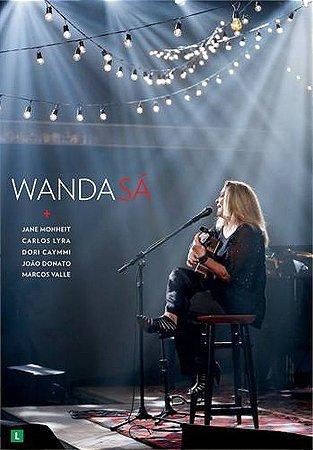 DVD Wanda Sa - Ao Vivo