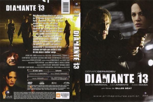 DVD DIAMANTE 13 - GERARD DEPARDIEU