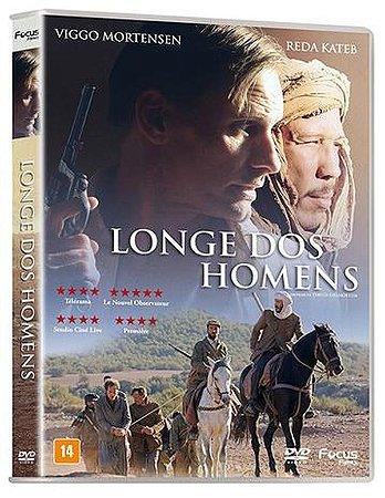DVD Longe Dos Homens