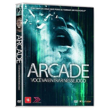 DVD Arcade: Você Vai Entrar Nesse Jogo