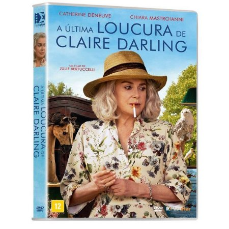 DVD - A Última Loucura de Claire Darling