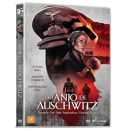 DVD - O Anjo de Auschwitz - Guerra