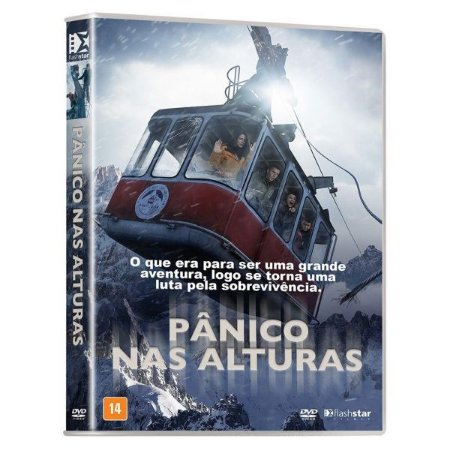 DVD - Pânico nas Alturas