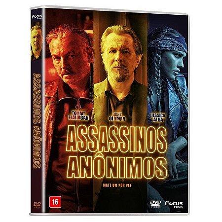 DVD - Assassinos Anônimos