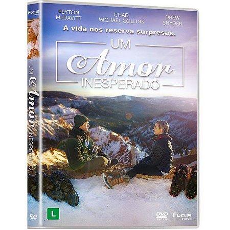 DVD - Um Amor Inesperado
