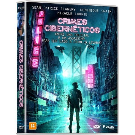 DVD - Crimes Cibernéticos