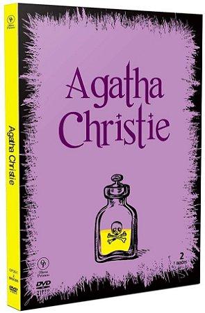 DVD Agatha Christie - Digipack - 2 Discos