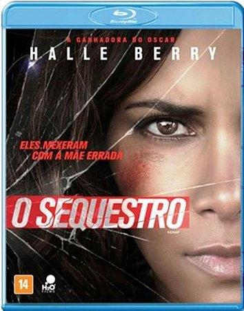 Blu Ray O Sequestro - Hale Berry