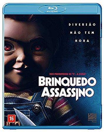Blu-Ray Brinquedo Assassino - (2019)