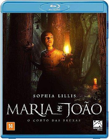 Blu-Ray Maria e João: O Conto das Bruxas