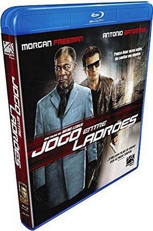 Blu-Ray Jogo entre Ladrões -  Antonio Banderas
