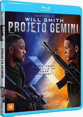 BLU-RAY Projeto Gemini - Will Smith