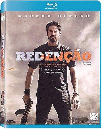 Blu-Ray Redenção - Gerard Butler