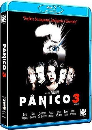 Blu-Ray Pânico 3 - Neve Campbell