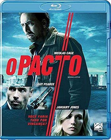 Blu-Ray O Pacto - Nicolas Cage