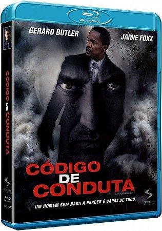 Blu-Ray - Código de Conduta