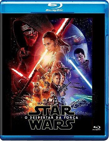 Blu-Ray Star Wars O Despertar Da Força