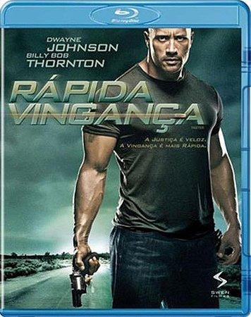 Blu-ray Rápida Vingança - Dwayne Johnson