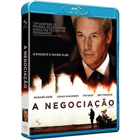 Blu-Ray A Negociação - Richard Gere