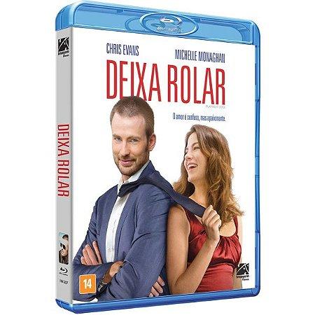 Blu-ray - Deixa Rolar - Chris Evans