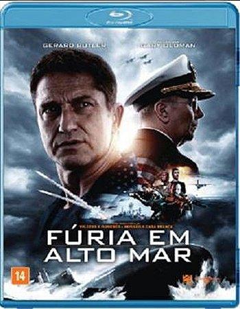Blu-Ray Fúria em Alto Mar - Gerard Butler