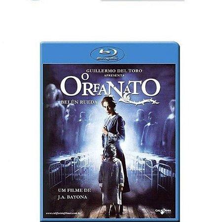 Blu Ray O Orfanato - Guilhermo Del Toro
