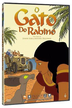 DVD - O GATO DE RABINO - Imovision
