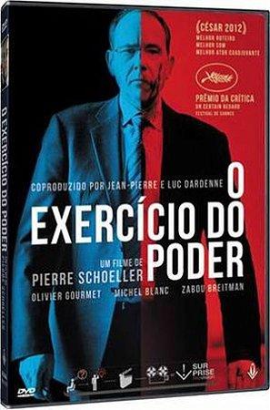 DVD - O EXERCICIO DO PODER - Imovision