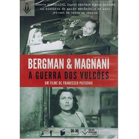 DVD - BERGMAN MAGNANI - Imovision
