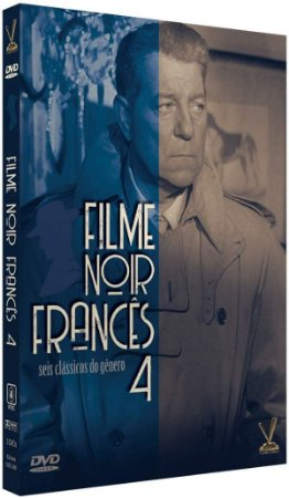 DVD Filme Noir Francês Vol. 4 ( 3 Discos )