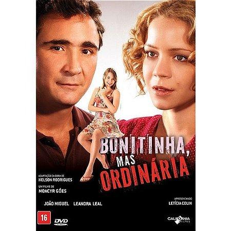 DVD Bonitinha, Mas Ordinária - Leandra Leal