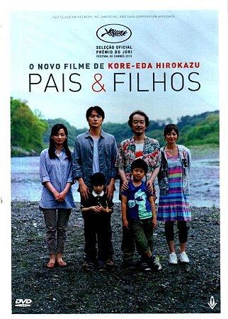 DVD - PAIS E FILHOS -  Imovision