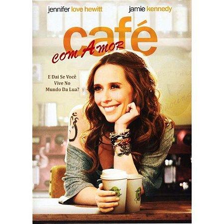 DVD Café Com Amor - Jennifer Love Hewitt
