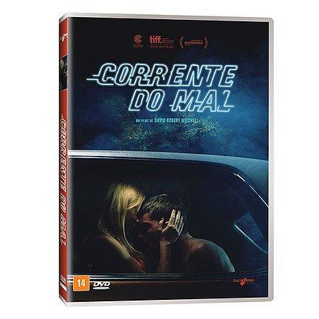 DVD Corrente do Mal - David Robert Mitchell