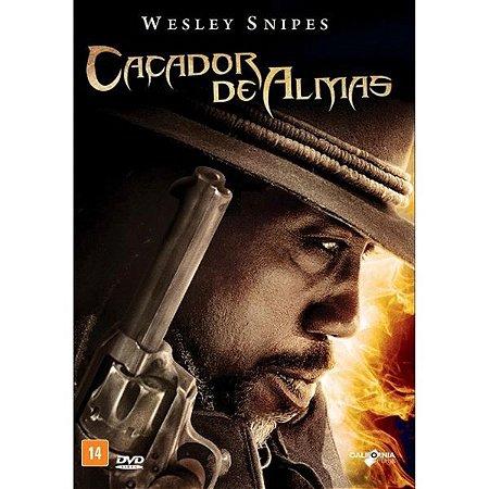 DVD Caçador de Almas - Wesley Snipes