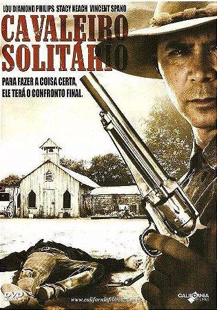DVD Cavaleiro Solitário