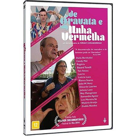 DVD - DE GRAVATA E UNHA VERMELHA - Imovision